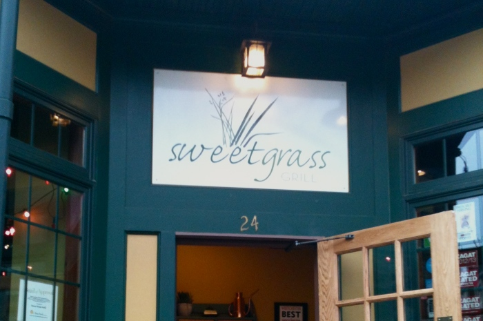 ecoRDN Walks 18 Miles for Brunch at Tarrytown, NY's SweetgrassGrill