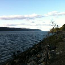 Hudson River & Palisades