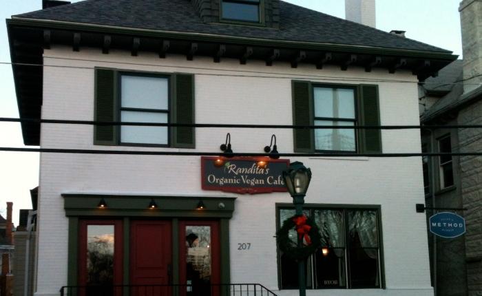 Randita's Organic Vegan Cafe(Aspinwall)
