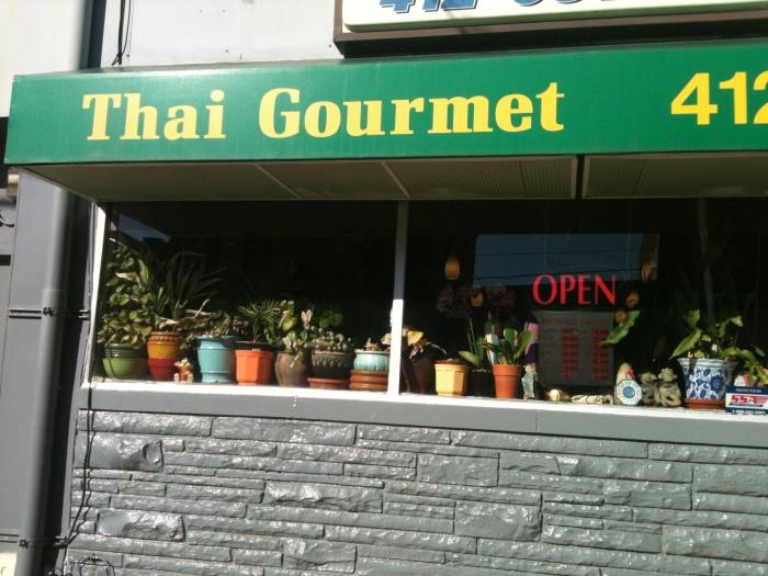 A Tasty Time At ThaiGourmet!