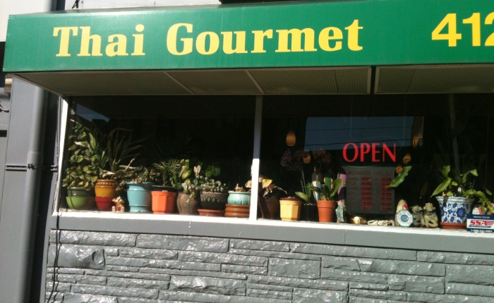 A Tasty Time At Thai Gourmet!