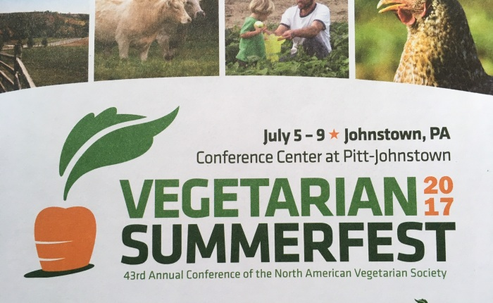 Vegetarian Summerfest 2017