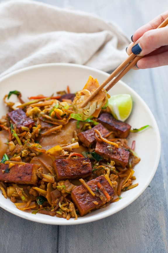 Vegetarian-Pad-See-Ew-with-Tofu-7-2